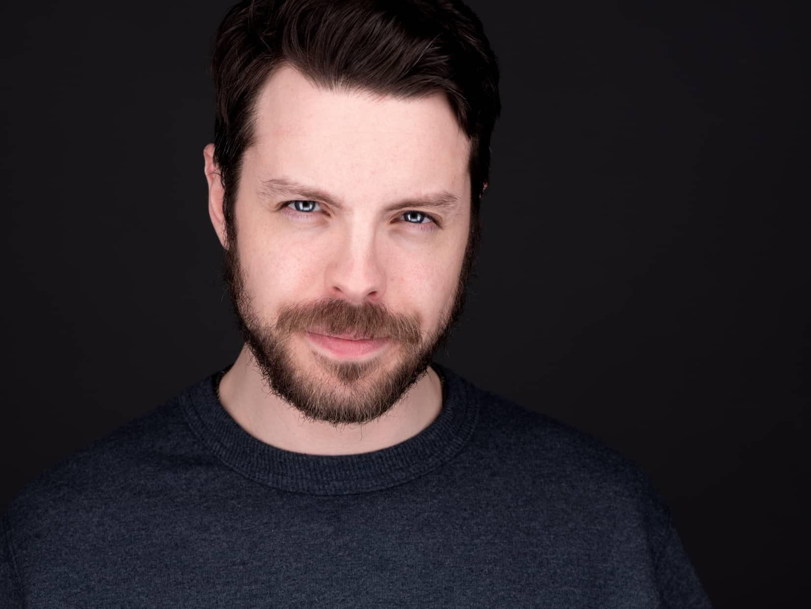 It's all about the Squinch says Peter Hurley - Headshot Photos